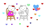 Tap_to_mau_Kitty_doc_sach.bmp